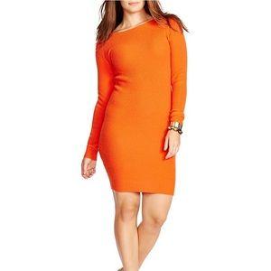 NWT Lauren Ralph Lauren Merino Wool Sweater Dress